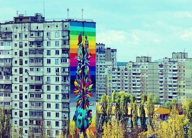 мурали Києва_боротьба